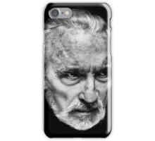 Sir Christopher Lee iPhone Case/Skin