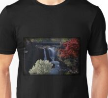 Great Falls Spring Foliage Unisex T-Shirt