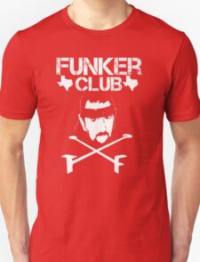 Funker Club - Terry Funk T shirt T-Shirt