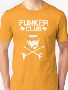 Funker Club - Terry Funk T shirt Unisex T-Shirt