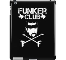 Funker Club - Terry Funk T shirt iPad Case/Skin