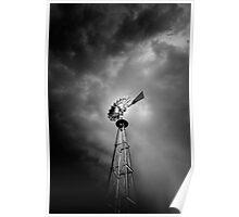 Windmill Attitude Poster