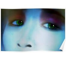 Eyes of Green Poster