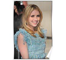 Emma Roberts - Poster Poster