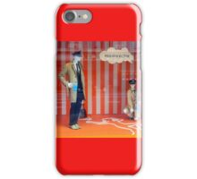 FASHION VICTIM iPhone Case/Skin