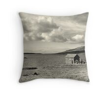 The Refuge Throw Pillow