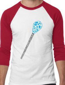 Disco Stick Men's Baseball ¾ T-Shirt