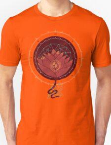 Red Lotus Unisex T-Shirt