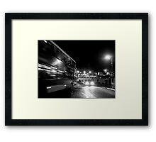 Waverley, nocturnal Framed Print