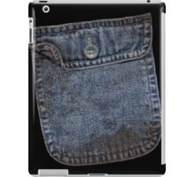 Pocket iPad Case/Skin