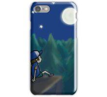Contemplating Dipper iPhone Case/Skin