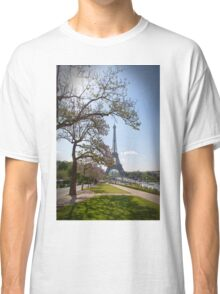 Spring In Paris Classic T-Shirt