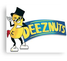 Mr. Deez Nuts V.1 Canvas Print