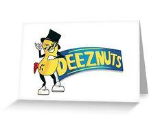 Mr. Deez Nuts V.1 Greeting Card
