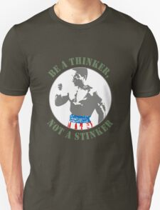 Apollo Creed - Be a Thinker, not a Stinker T-Shirt
