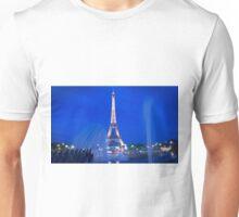 Eiffel Sparkle Unisex T-Shirt