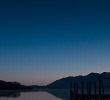 Lake District at Dawn by Chris King