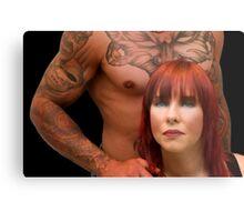 Tattoo Metal Print
