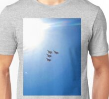 into the sun Unisex T-Shirt