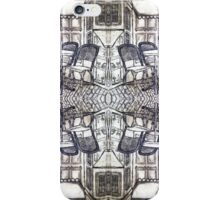 Tiled chairs iPhone Case/Skin