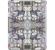Tiled chairs iPad Case/Skin