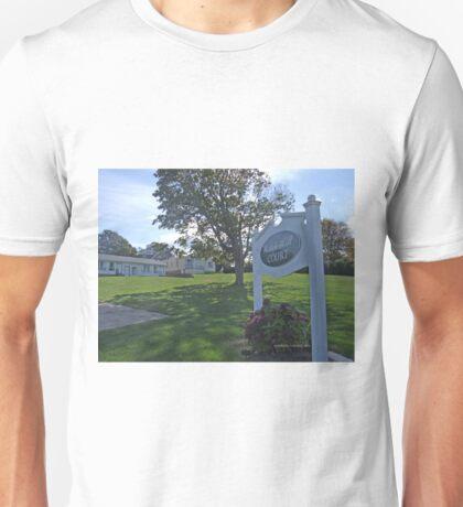 Watch Hill  Court, WH, RI 2 Unisex T-Shirt