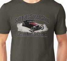 Salt Flats Speed Shop Unisex T-Shirt