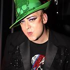 Boy GEORGE by Tony Parry