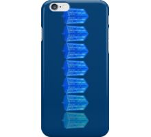 Fading TARDIS iPhone Case/Skin