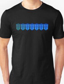 Fading TARDIS T-Shirt