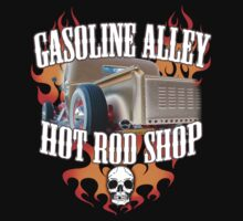 Gasoline Alley  by GasolineAlley
