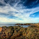 Looking towards Bibette Head - Alderney by NeilAlderney
