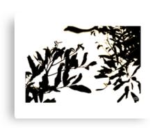 Trees DCXV Canvas Print