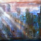 City Abstract. by S Fisher