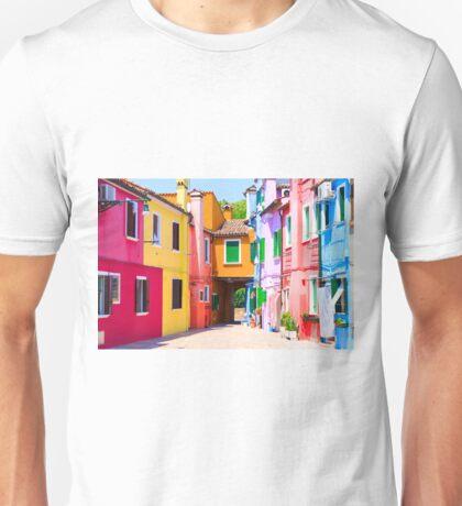 Burano Unisex T-Shirt