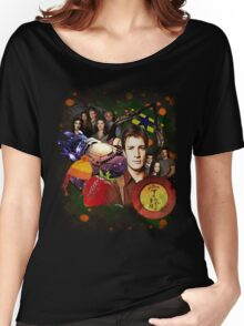 Firefly/Serenity Collage Women's Relaxed Fit T-Shirt