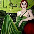 Electro Yin by Carole Guichot