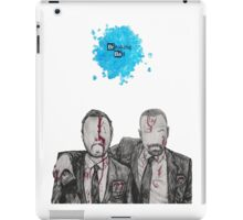 Jesse and Mr White iPad Case/Skin