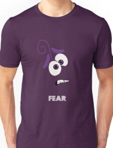 inside Out of Fear Unisex T-Shirt
