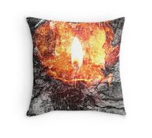 Earth, Air, Fire and Water Throw Pillow