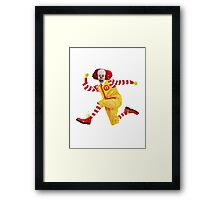 I'm loving IT Framed Print