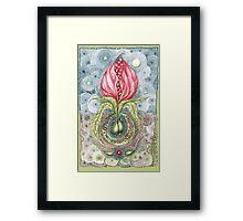 Floribunda Optimistica Framed Print