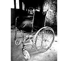 Push ~ West Park Asylum Photographic Print