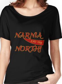 Narnia and the North! Women's Relaxed Fit T-Shirt
