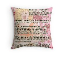 Uncompromising Change Throw Pillow