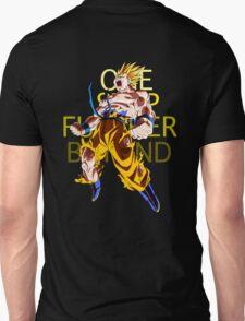 dragon ball z goku one step further beyond super saiyan anime manga shirt T-Shirt
