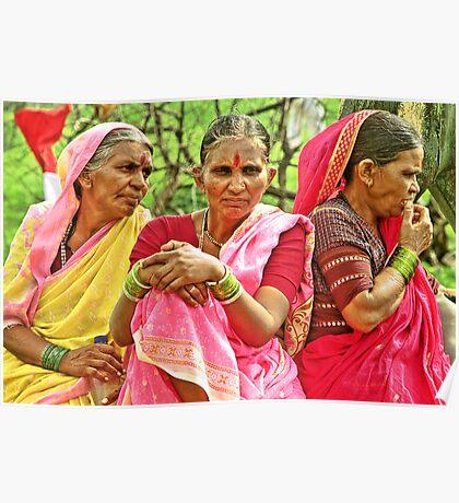 Waari - The Colors of India #2 Poster