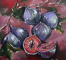 Figs by Marie Theron