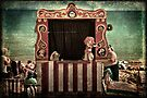 Mr. Punch Proclaims His Innocence by Chris Lord