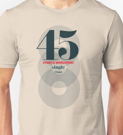 Start A Revolution Unisex T-Shirt